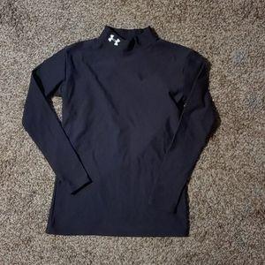 YXL underarmour cold gear shirt